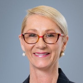 Narelle Caldwell, General Manager Insurance, Coal Services